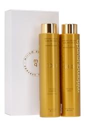Золотой набор для интенсивного питания волос The Intense Nourishing Sublime Gold Set Miriamquevedo