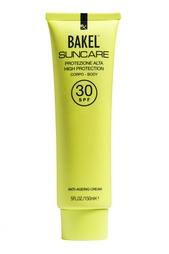 Солнцезащитный крем для тела Suncare SPF30 150ml Bakel