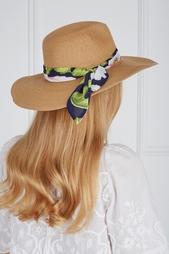 Соломенная шляпа Willa Genie By Eugenia Kim