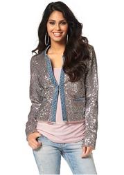 Джинсовая куртка Laura Scott