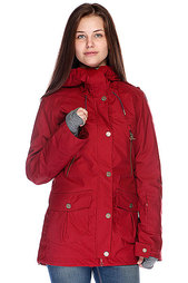 Куртка женская Roxy Kj Tribe Rhubarb