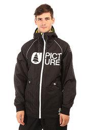 Куртка утепленная Picture Organic Wind Black