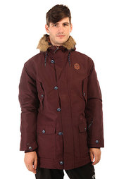 Куртка утепленная Picture Organic Hudson Aubergine