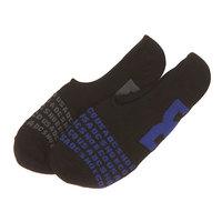 Носки низкие DC Essential Sport Racer Black/blue/grey