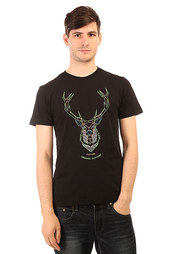Футболка Picture Organic Mc Deer Black