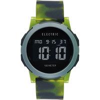 Электронные часы женские Electric Prime Silicone Olive Camo