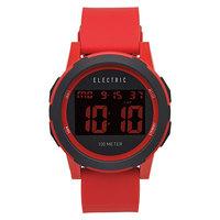 Электронные часы женские Electric Prime Silicone Red