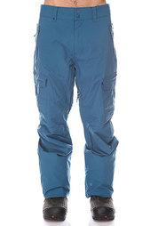 Штаны сноубордические Quiksilver Porter Moroccan Blue