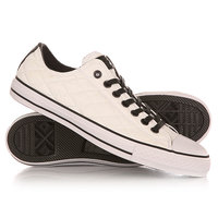 Кеды кроссовки низкие Converse Chuck Taylor All Star Ox White
