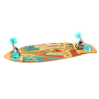 Скейт круизер Sector 9 Ft. Point Assorted 8.75 x 34 (86 см)