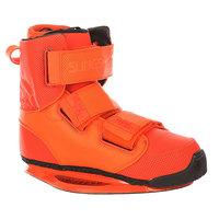 Крепления для вейкборда Slingshot Shredtown Orange