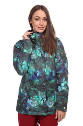 Куртка женская Roxy Torah Bright Individual Jacket Ocean Depths