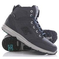 Кеды кроссовки высокие DC Shoes Ranger Se Graphite