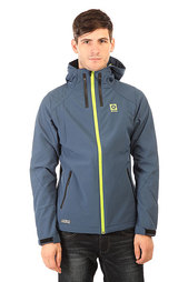 Куртка Mystic Global 3.0 Jacket Denim Lime