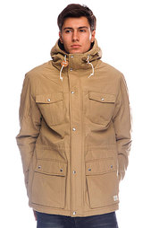 Куртка зимняя Quiksilver Long Bay Khaki