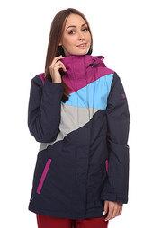 Куртка женская DC Fuse Dress Blue