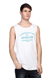 Майка Quiksilver Organic Singlet Y2 White