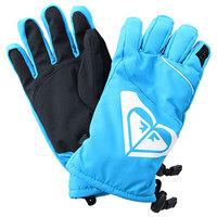 Перчатки сноубордические женские Roxy Popi Glove Hawaian Ocean