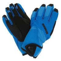 Перчатки сноубордические детские Quiksilver Tips Youth Gloves Blue