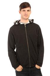 Толстовка классическая Fallen Reversible Newport Zip Hood Black/White