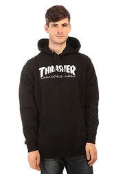 Толстовка кенгуру Huf Thrasher Classic H Pullover Hood Black
