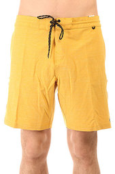 Шорты пляжные Billabong All Day Lo Tides 18.5 Mustard