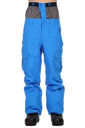 Штаны сноубордические DC Donon Elec Blue Lemon