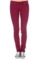 Штаны узкие женские Roxy Suntrippers Colors L Grape Wine