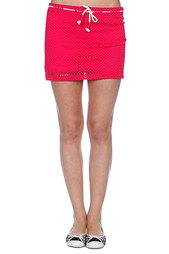 Юбка женская Roxy Crochet Skirt Bright Pink
