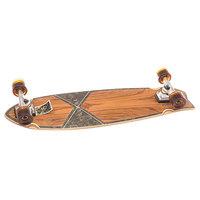 Скейт круизер Globe Chromantic Cruiser Teak/Floral Couch 9 x 33.1 (84 см)