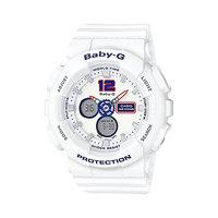 Кварцевые часы детские Casio G-Shock Baby-g Ba-120tr-7b True White