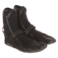 Гидроботинки Billabong Furnace 5mm Boot Black