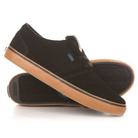 Кеды кроссовки низкие Circa Hesh Black/Seaport