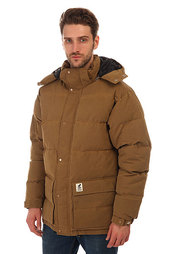 Куртка зимняя Fat Moose Urban Heat Camel