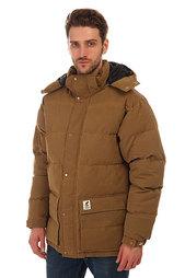 Куртка зимняя Fat Moose Urban Heat Camel