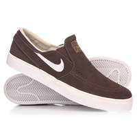 Слипоны Nike Zoom Stefan Janoski Slip Cappuccino/White