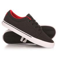 Кеды кроссовки низкие Globe Gs Black/Red