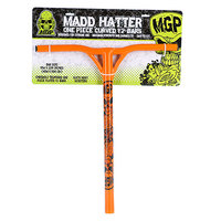 Руль для самоката Mgp Y-Bar New Design Madd Hatter Orange 31.8mm-18 X22