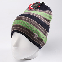 Шапка Element Strip Beanie Total Eclipse