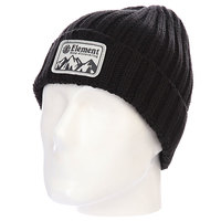Шапка Element Counter Beanie Dark Charcoal