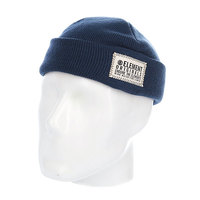 Шапка Element Miles Beanie Indigo