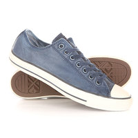 Кеды кроссовки низкие Converse Chuck Taylor All Star Blue