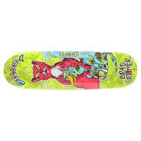 Дека для скейтборда для лонгборда Krooked Cromer Flels Multi 33.04 x 9.35 (23.7 см)