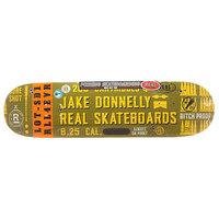Дека для скейтборда для скейтборда Real Donnelley Munitions Green 32 x 8.25 (21 см)