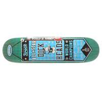 Дека для скейтборда для скейтборда Real Brocks Champions Light Blue 32.57 x 8.43 (21.4 см)