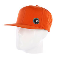 Бейсболка Billabong Primary Cap-Clip Burnt Orange