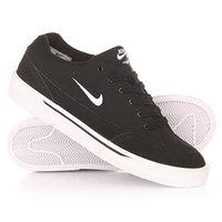 Кеды кроссовки низкие Nike SB Zoom GTS Black/White