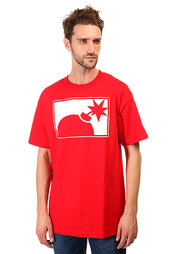 Футболка The Hundreds Forever Half Bomb T-Shirt Red