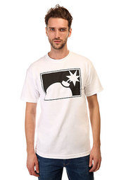 Футболка The Hundreds Forever Half Bomb T-Shirt White