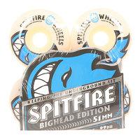 Колеса для скейтборда для скейтборда Spitfire Bighead White 99A 51 mm